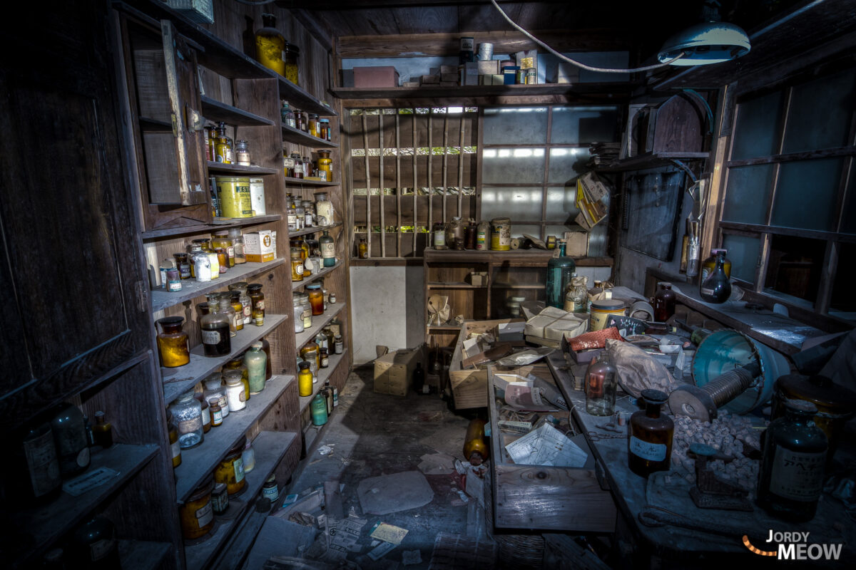 Abandoned Hospitals - Pharmacy