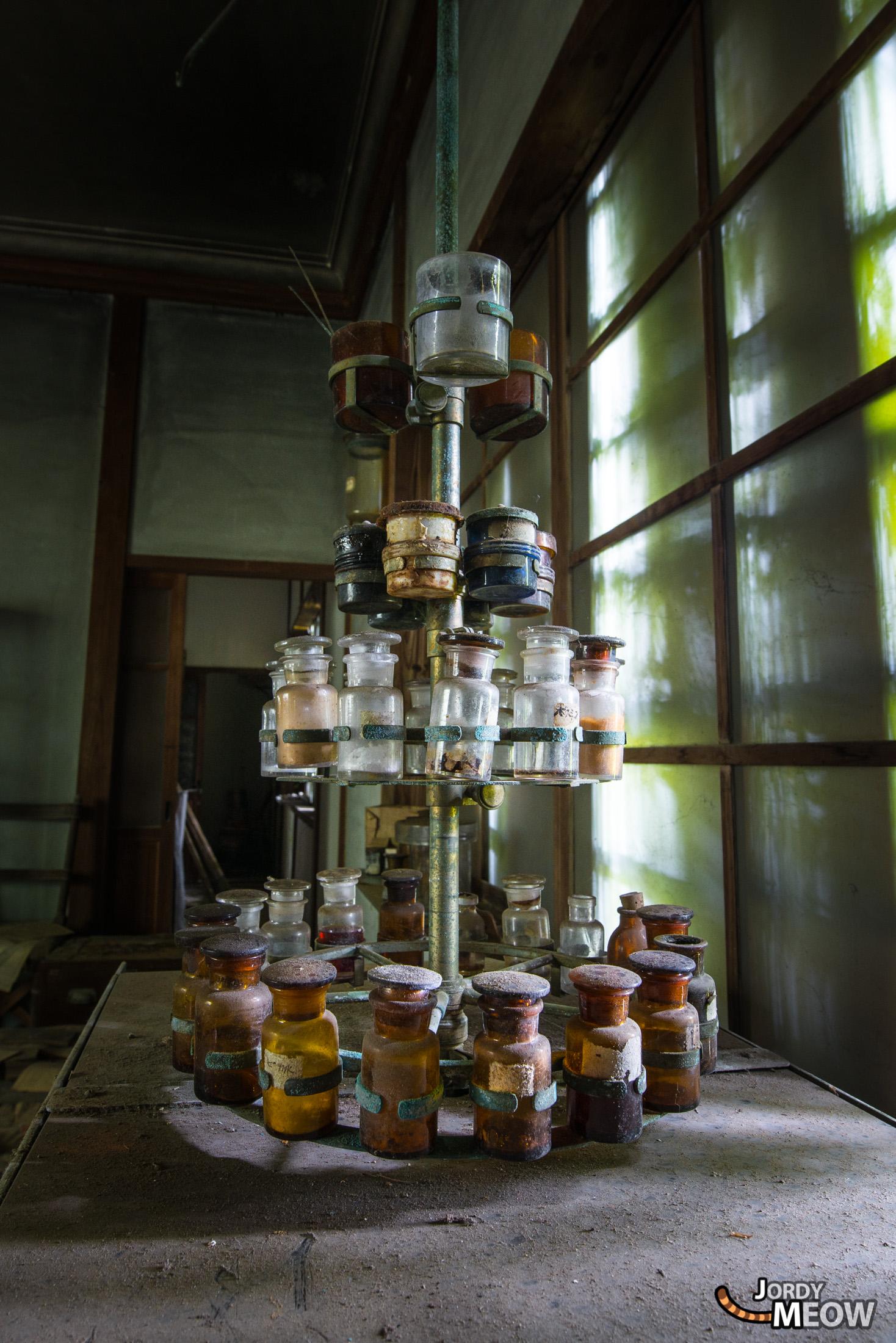 Abandoned Hospitals - Tiny Jars