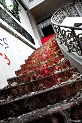 Soapland - Stairs