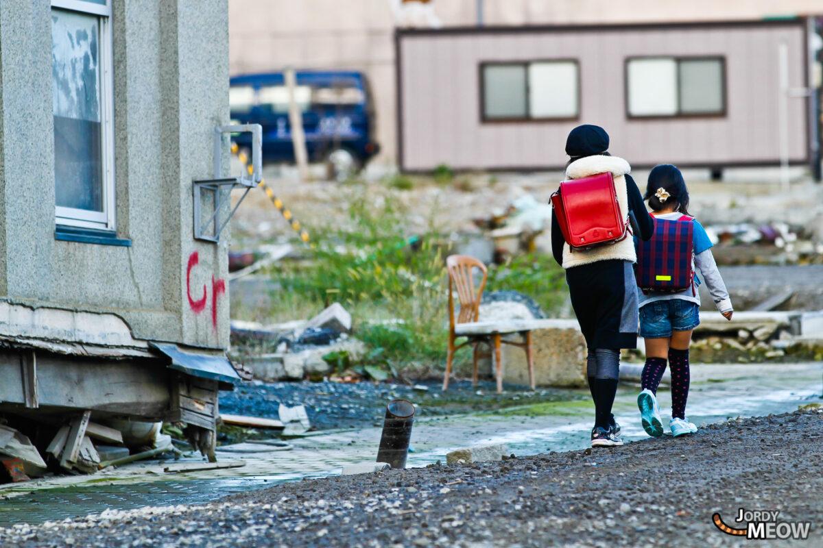 Tōhoku Tsunami - CR