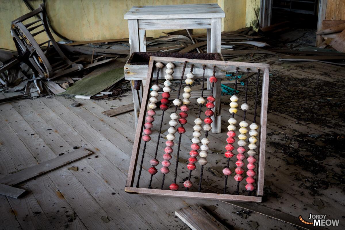 Abandoned Abacus