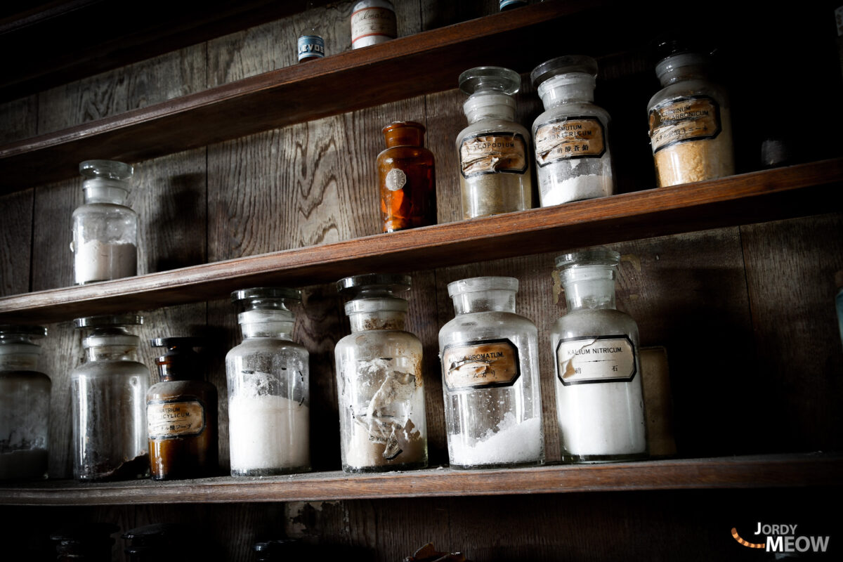 Abandoned Medication of the Doctor's Shack