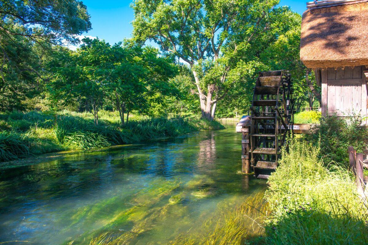Azumino Watermill