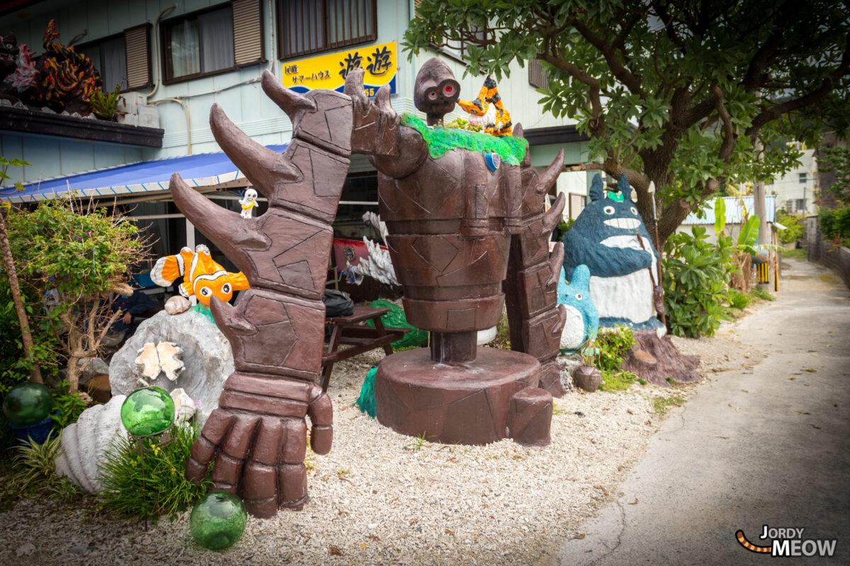 Laputa Robot Okinawa
