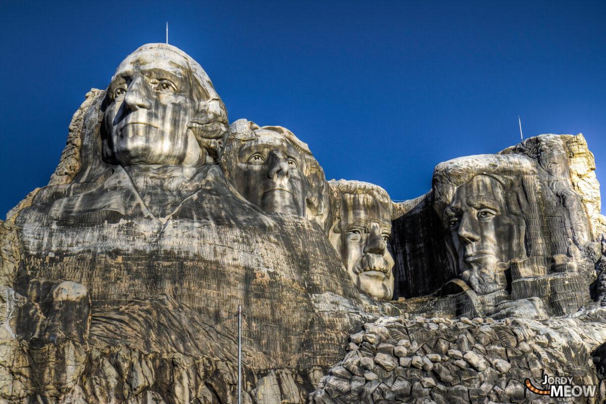 Mount Rushmore in Japan