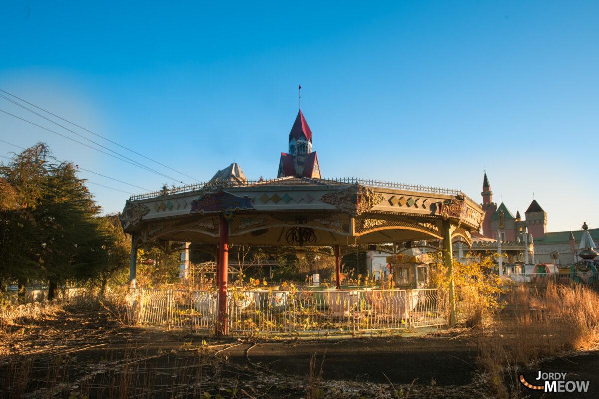 abandoned, amusement-park, asia, attraction-park, haikyo, japan, japanese, kansai, nara, ruin, theme-park, urban exploration, urbex
