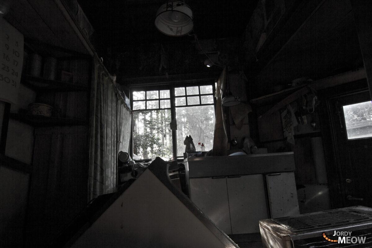 abandoned, haikyo, house, ruin, urban exploration, urbex