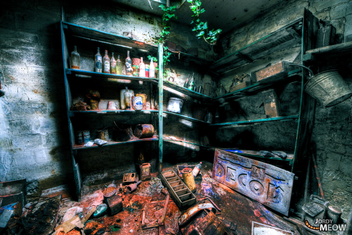 Urbex - Atelier Décor - Workshop