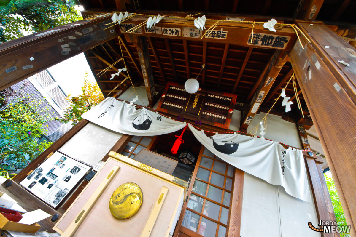 Ghost Story - Oiwa Temple