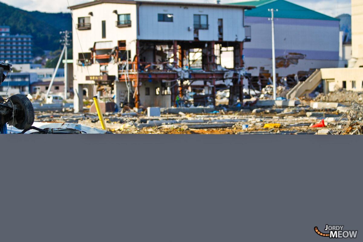 Tōhoku Tsunami - Coastline II