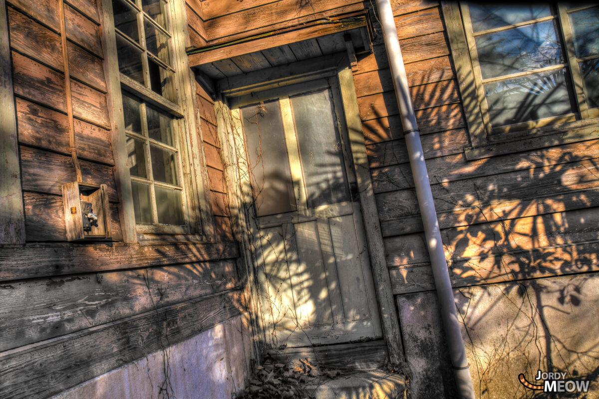 Abandoned Hospitals - Ibaraki Door