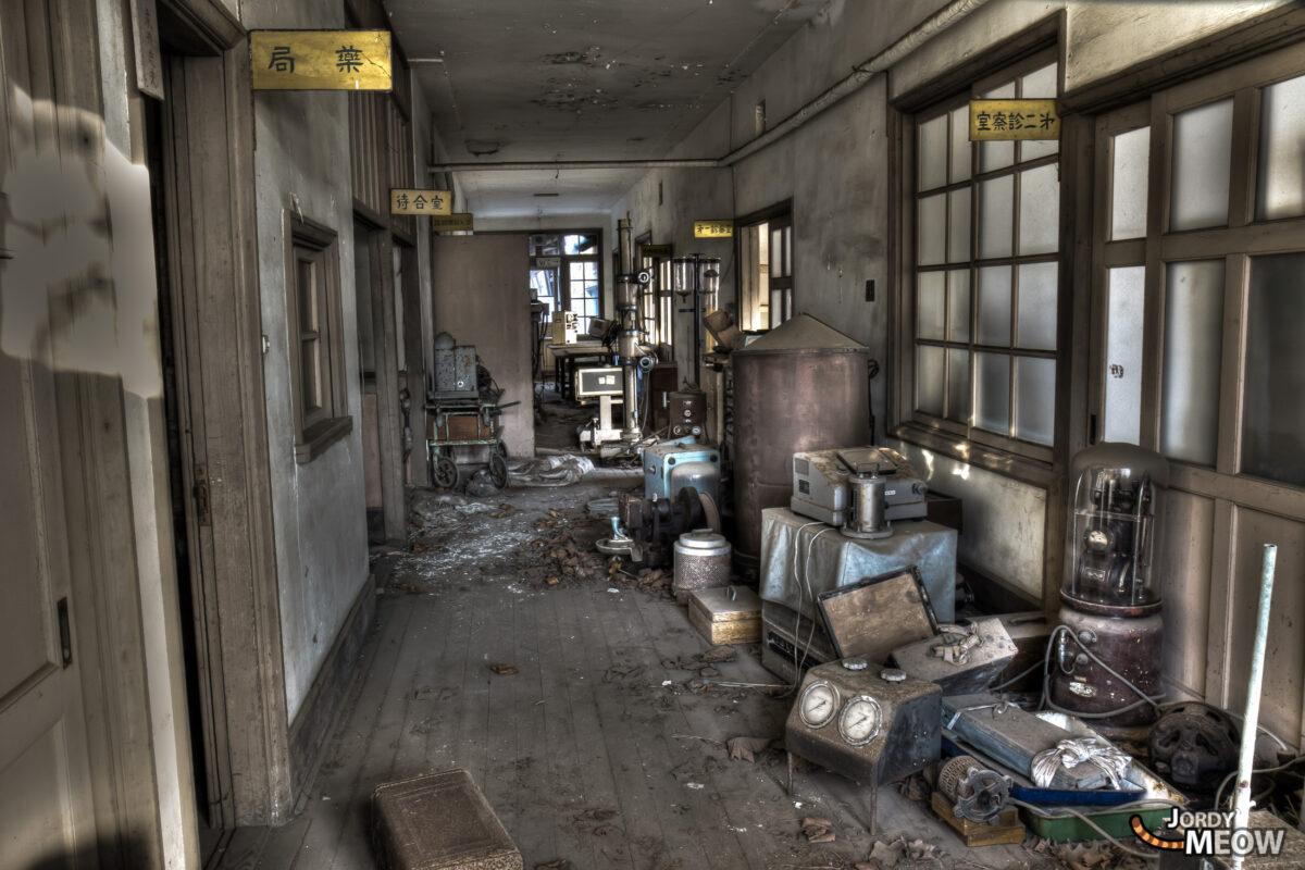 Abandoned Hospitals - Ibaraki Main Corridor