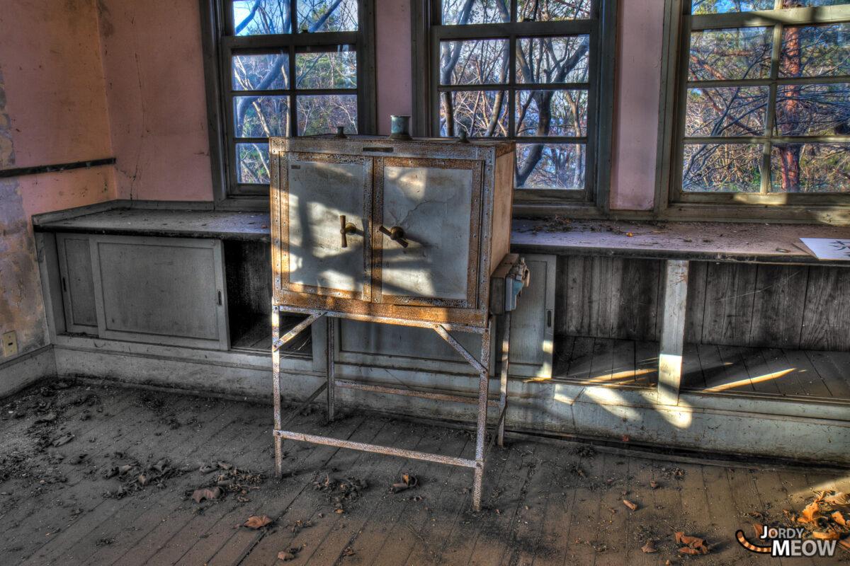 Abandoned Hospitals - Pandora Box