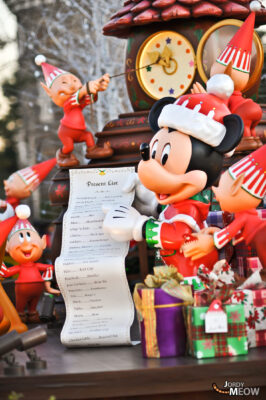 Disneyland - Presents List
