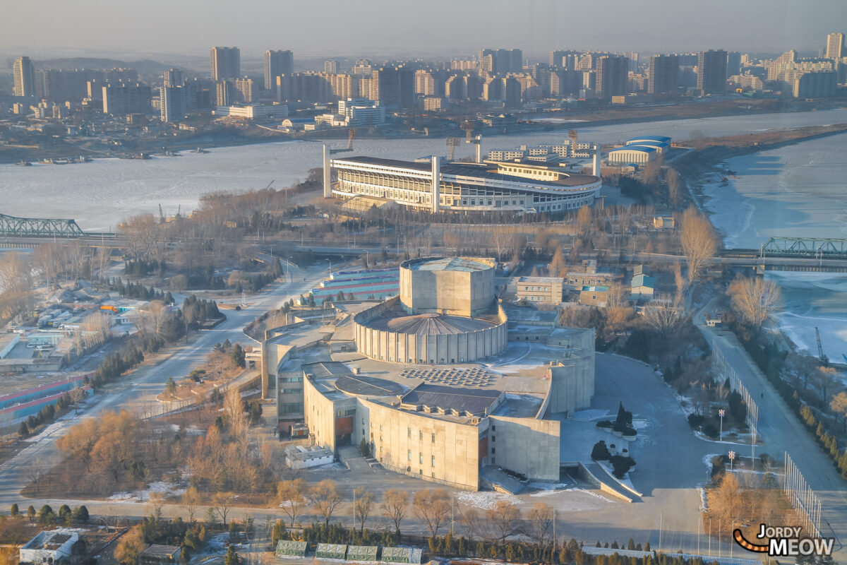 International Cinema Hall in Pyongyang