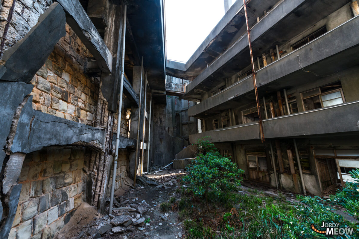 RC6F Block 56 on Gunkanjima