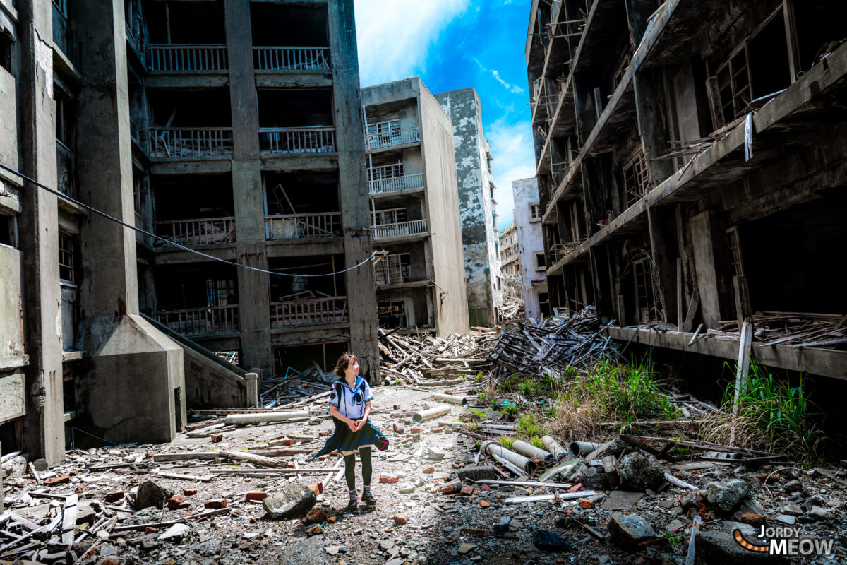The Lost Student of Gunkanjima