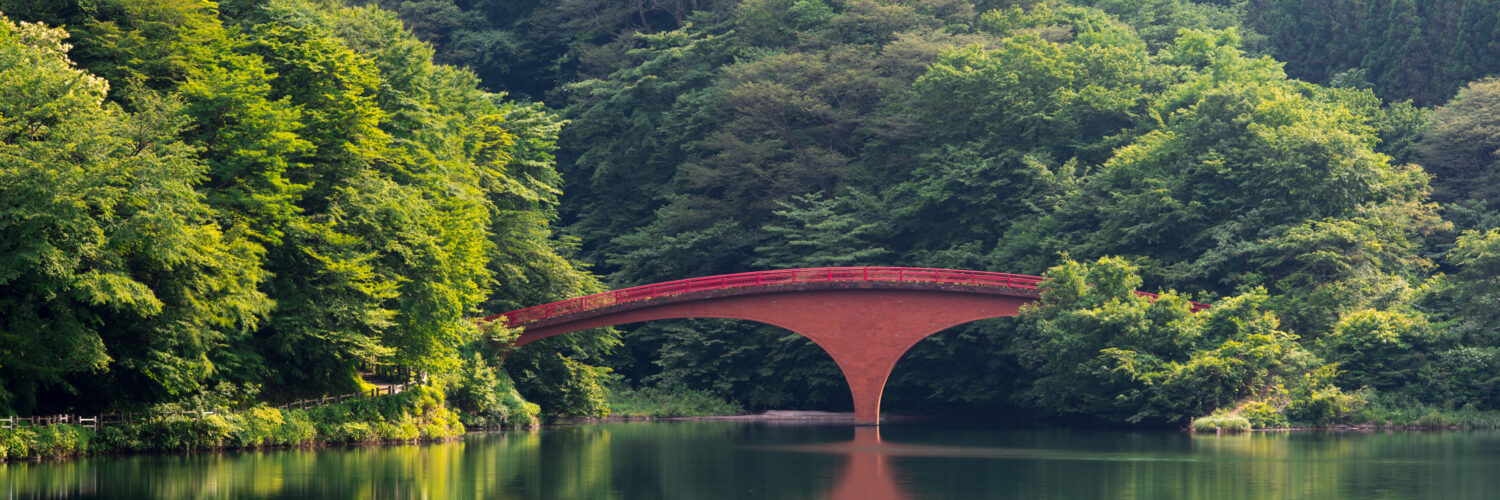 bridge, gunma, japan, japanese, kanto, natural, nature