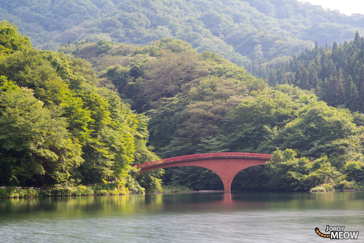 The Gunma Red Bridge