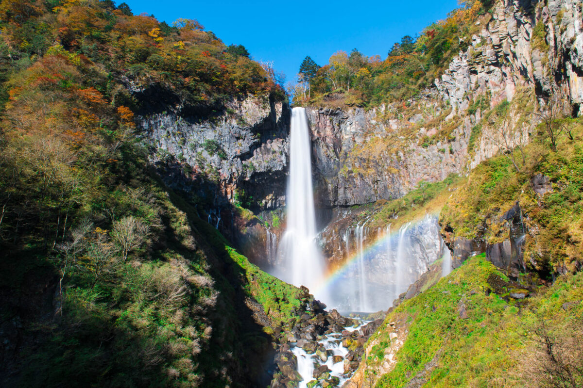Kegon Waterfall (華厳滝)