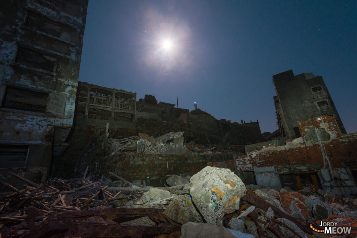 Silent Night on Hashima
