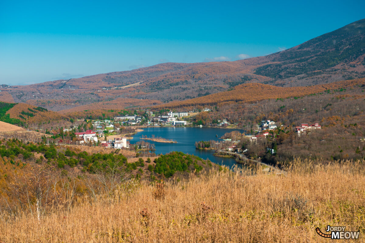 View on Shirakaba Lake