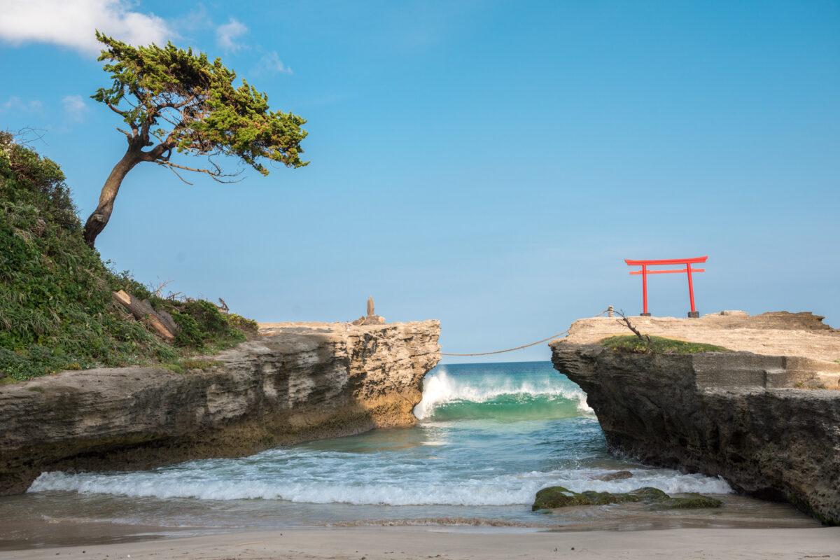 Shimoda Beach Tori