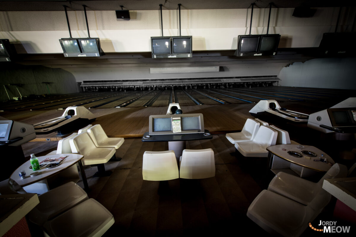 Bowling Alley of Doom