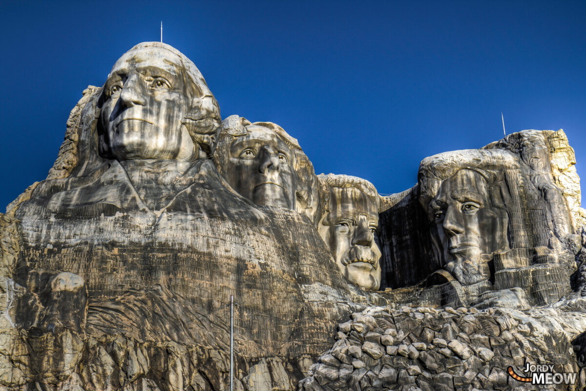 Mount Rushmore in Japan